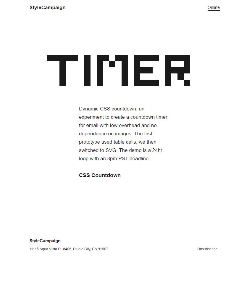 Building a dynamic SVG timer