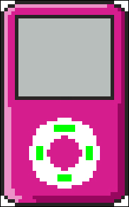 iPod block renderer