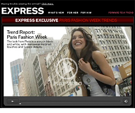 Express Video Email