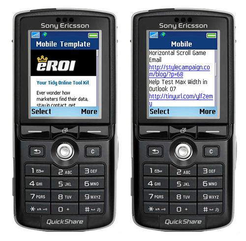 Nokia and Sony emulators